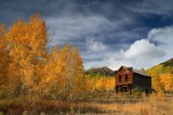 the hotel view, hotel view, ashcroft, colorado, ghost town, aspen, aspens, fall, autumn,