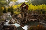 the crystal mill, crystal mill, marble, colorado, crystal river, crystal, building, mine,