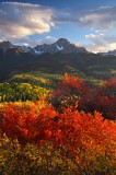 mt. sneffels, mount sneffels, mt sneffels, sneffels, san juan mountains, mountains, mountain, colorado, fourteener, fall