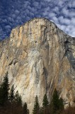 the monarch, el capitan, el cap, climbers, wall, sheer, vertical, cliff, glaciers, yosemite national park, california, c
