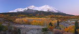 mt sopris, sopris, mountain, elk mountains, colorado, snow, fall color, prominence, elevation, east sopris, west sopris,