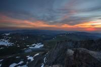 mt evans, mt. evans, mount evans, summit, sunrise, mountain, mountains, colorado