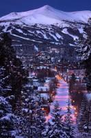 breckenridge,colorado, co, breck, dawn, history, gold rush, statehood, mines, buildings, morning, sunrise, ski resort, b