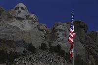mount rushmore, mt, american flag, patriotic,