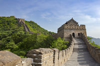 Great Wall of china, china, Great Wall, Mutianyu,