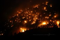 Indian Gulch Wildfire