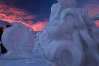 International Snow Sculpture World Championships