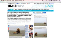 Nate's Images Featured in the Daily Mail