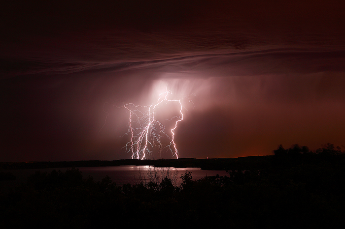 lightning, storm, lake, lakes, water, weather, southeast, wisconsin, wi, photo