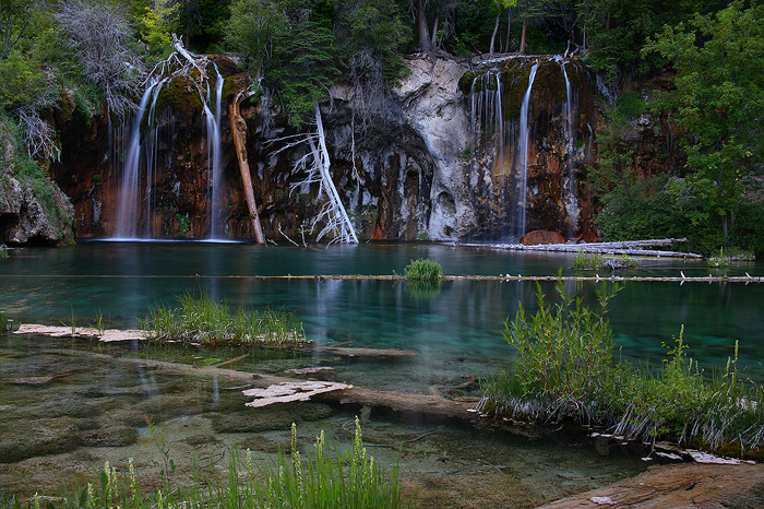 hanging lake, glenwood springs, colorado, glenwood, hanging, lake, waterfall, waterfalls, lakes, , photo