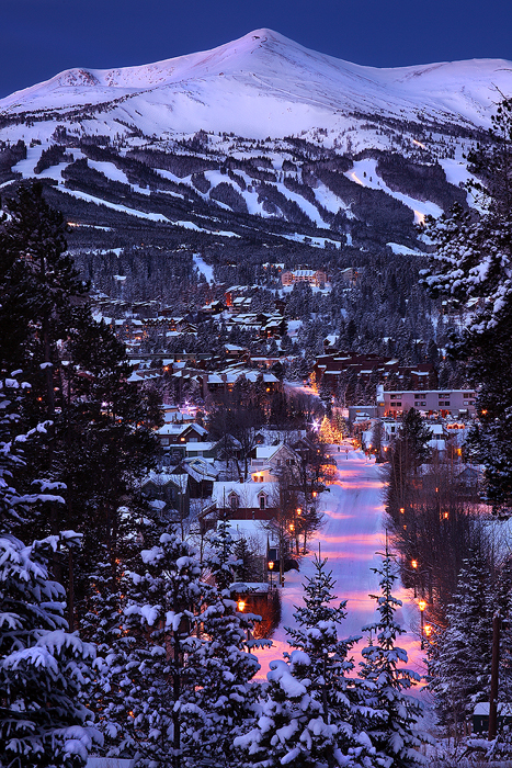 breckenridge,colorado, co, breck, dawn, history, gold rush, statehood, mines, buildings, morning, sunrise, ski resort, b, photo