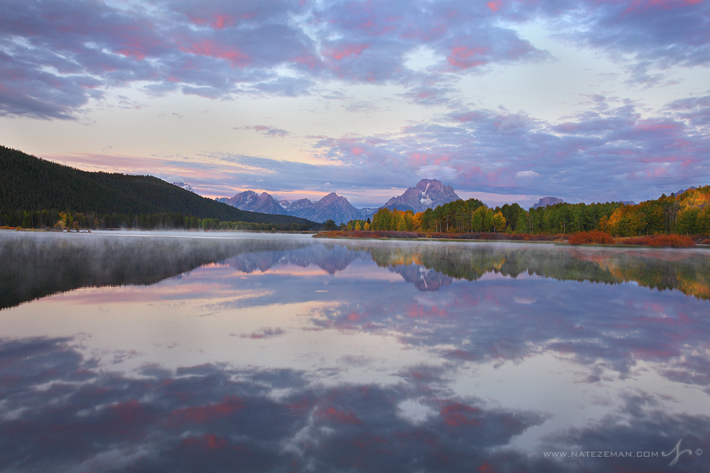 tetons, grand teton national park, oxbow bend, , photo