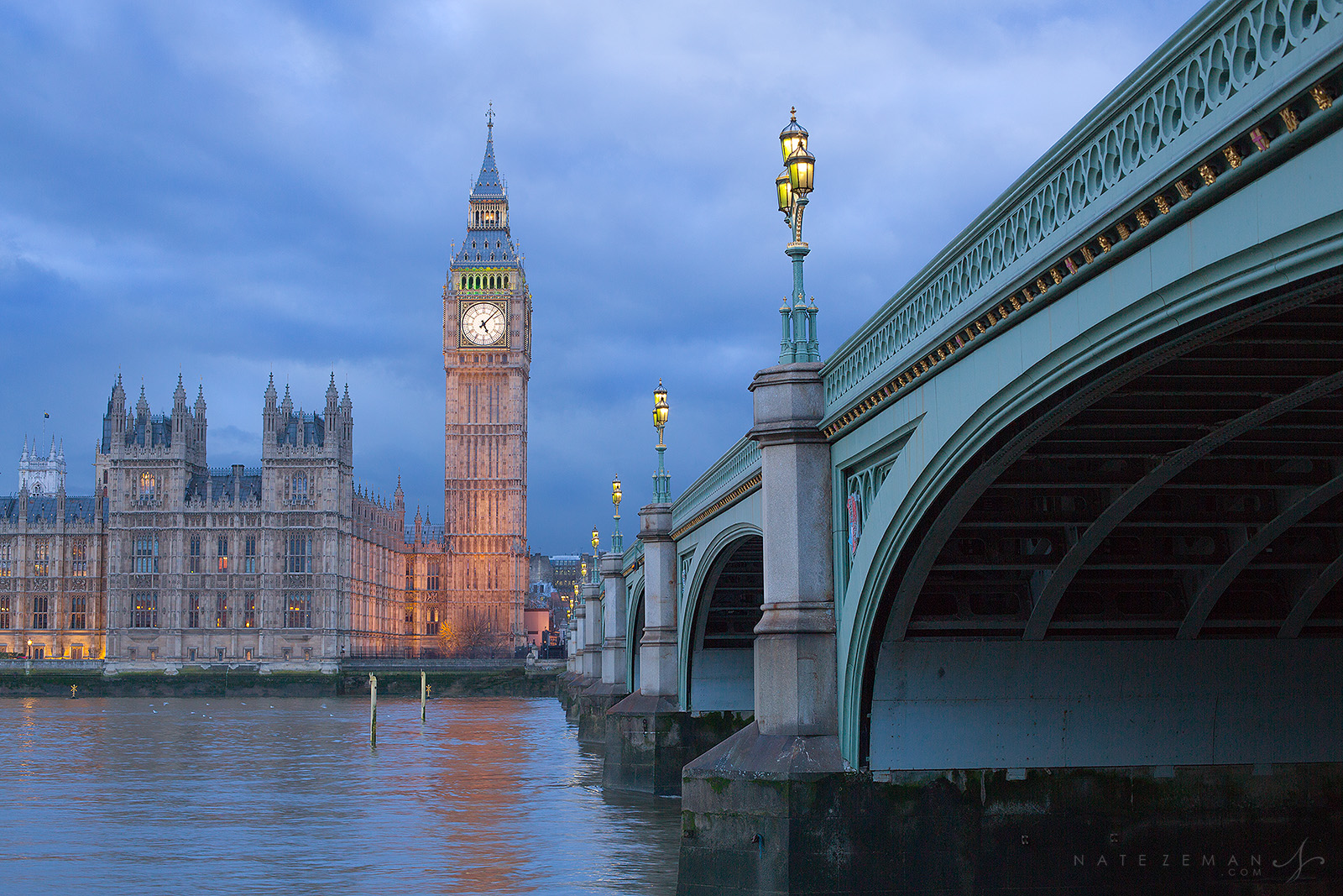 big ben, westminster, westminster bridge, houses of parliament, elizabeth tower, london, england, uk, photo