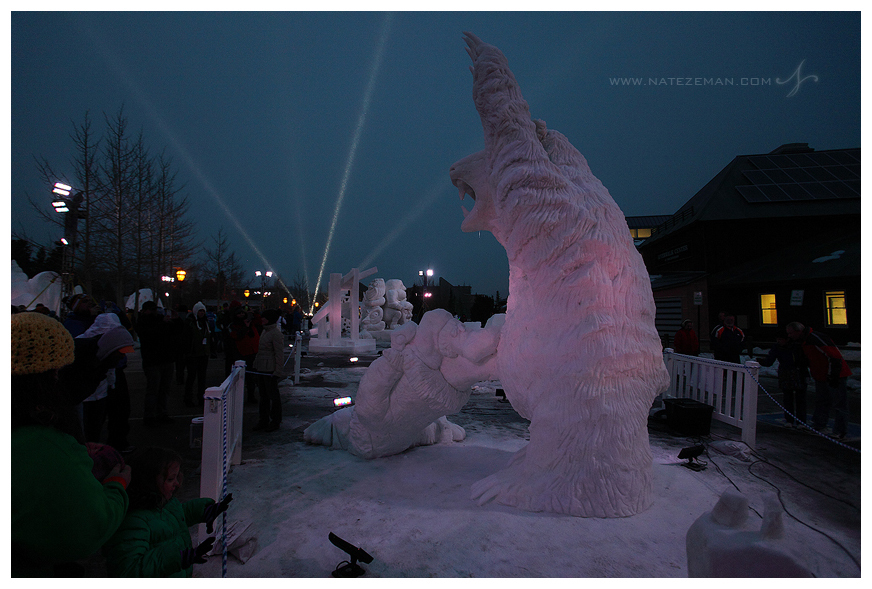 breckenridge, snow, sculptures, ice, colorado, co, 2013, 13, breck, , photo
