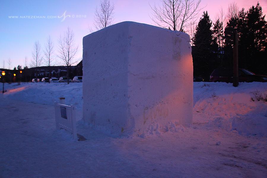 Breckenridge, Colorado, Co, Breck, Snow Sculptures, Sculpture, block, carve, art, riverwalk center, 2012, event, , photo