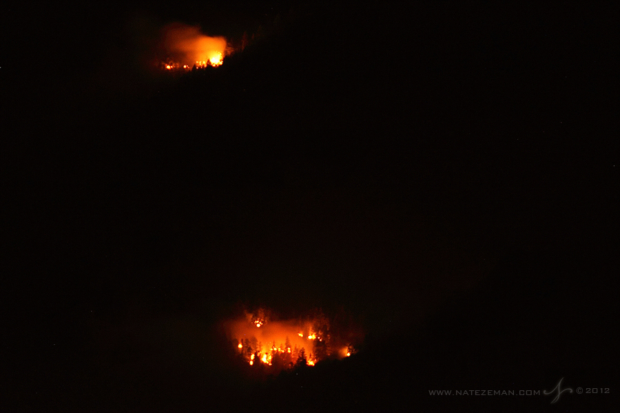 waldo, canyon, fire, colorado, springs, co, wildfire, wild, fire, smoke, june, 2012, , photo